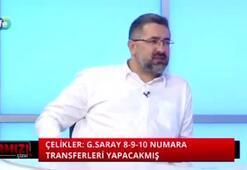 Serdar Ali Çelikler: G.Sarayda Belhandayı tutup Çalhanoğlunu alsak mı diye bir durum var