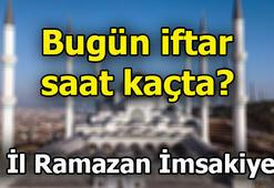 Bugün iftar saat kaçta Ankara, İstanbul, İzmir iftar saati...