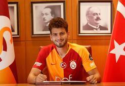 Galatasarayda Gökay Güneye 5 yıllık imza