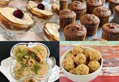 Bayram için hafif tatlı tarifleri