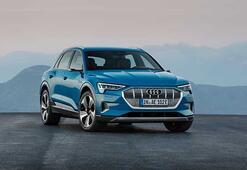 Elektrikli Audi e-trona 5 yıldız