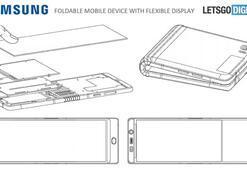 Samsungun katlanabilir ekranlı telefonu Galaxy X, CES 2018de göründü