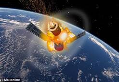 Çinin 8.5 tonluk uzay istasyonu 1 ay içinde Dünya'ya düşecek