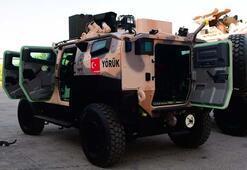 Türk zırhlısı Yörükün seri üretimi kısa süre sonra başlıyor
