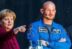 Alman astronot Alexander Gerst: Uzayda insanın canı sebze çekiyor