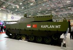 Türk Kaplanı seri üretime hazır: Kaplan MT
