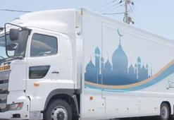 Japon yapımı mobil cami dünyaya açılıyor, 45 ülkeden sipariş var