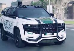 Dünyanın en gelişmiş devriye arabası: Giath SUV