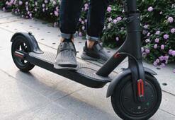 Xiaomiden trafik çilesini bitirecek araç: Mi Electric Scooter