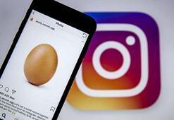 Yumurta ile Instagramda beğeni rekoru kırıldı