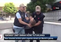 Terörist Ümit Emrah Köse tutuklandı