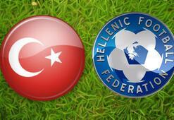 Türkiye Yunanistan maçı ne zaman saat kaçta hangi kanalda