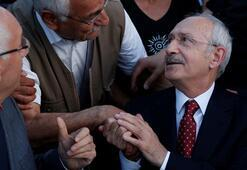 Kılıçdaroğlu en büyük arzum ve dileğim budur diyerek açıkladı