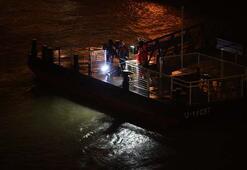 Tuna nehrinde gemi kazası Ölenler var...