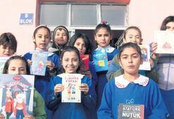İş'ten çocuklara 14 milyon kitap