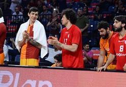 Anadolu Efes maçı öncesi Galatasarayda kriz