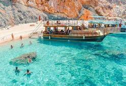 Bayramda 8 milyon turist