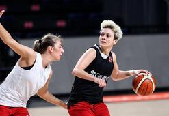 A Milli Kadın Basketbol Takımı, İstanbulda çalıştı