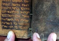 Adanada ele geçirildi Ceylan derisine altın yazmalı...