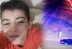 Kayıp çocuğun ölüm anı ortaya çıktı