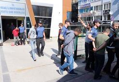 İki ilde fuhuş operasyonu Köfteci dükkanı fuhuş çetesi çıktı...