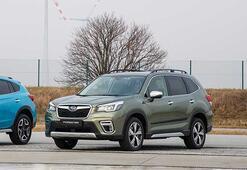 Güvenlik değerlendirmelerinde en yüksek puan Subaru Forestera