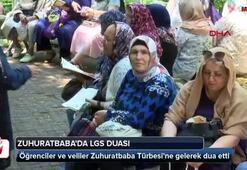 Zuhuratbabada LGS duası