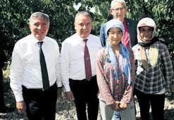 CHP'li Kepenek'e Antalya'dan destek
