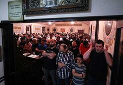 New Jerseyde Kadir Gecesinde Müslümanlar camilere akın etti