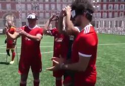 Barış Telli, Roberto Carlos, Figo ve Cafu ile bir araya geldi...