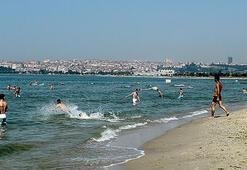 İstanbulun plajları açılıyor