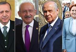 Liderler bayrama İstanbul'dalar