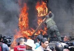Honduras'ta şiddet