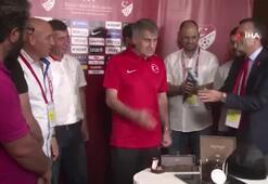 Şenol Güneş: Özbekistan maçı kadrosunda baya değişiklik olabilir