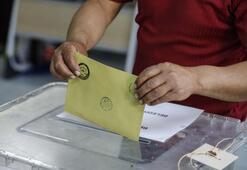 3 ilçe ve bir beldede oy verme işlemi sona erdi