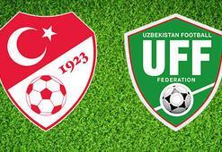 Türkiye - Özbekistan: 2-0