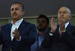 TFF Başkanı Özdemir: Buradan puanlar çıkarırsak...