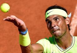 Nadal ve Federer çeyrek finalde