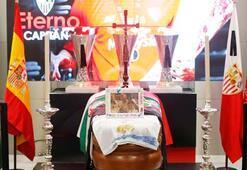 Jose Reyes için Pizjuanda cenaze töreni