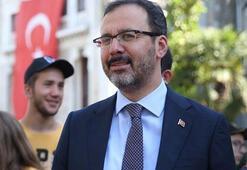 Bakan Mehmet Kasapoğlu'ndan bayram mesajı