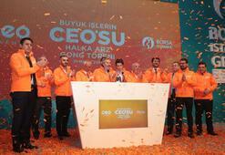 Borsa İstanbul'da gong çaldı Yılın ikinci halka arzı gerçekleşti