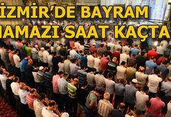 İzmirde bayram namazı saat kaçta kılınacak İzmir bayram namazı vakti
