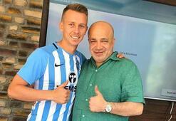Adana Demirspor transferi resmen açıkladı