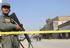 Afganistanda bayram namazı çıkışında bombalı saldırı: 2 ölü