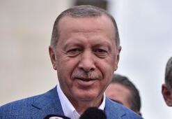 Cumhurbaşkanı Erdoğandan, Dünya Çevre Günü mesajı