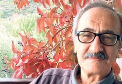 Kendi yaşamında gezip tozan bir yazar
