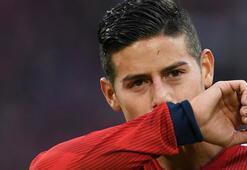James Rodriguez, Bayern Münihten ayrılıyor