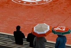 Fransa Açıka yağmur engeli