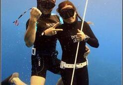 Serbest dalış şampiyonunun eşi denizde kaybolmuştu Flaş gelişme...
