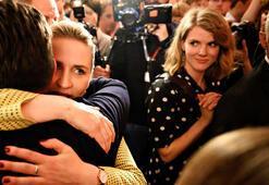 Danimarkada zafer sol partilerin